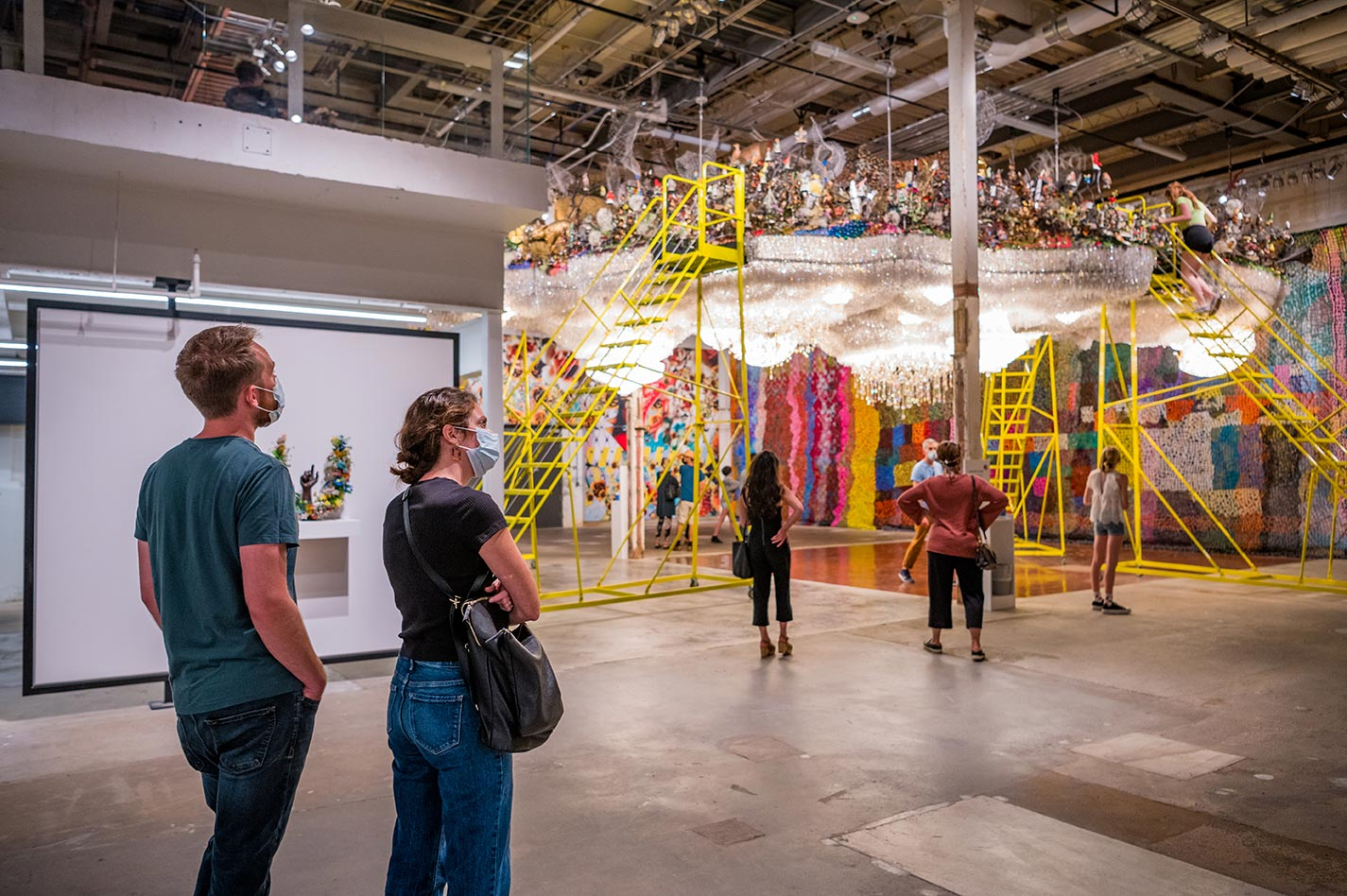 Nick Cave: Until installation, the Momentary