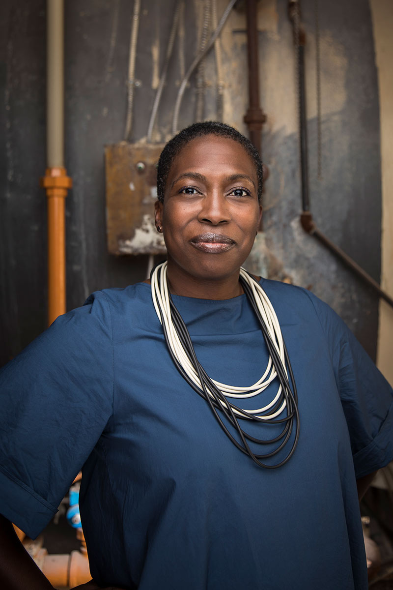 Lauren Haynes, Curator, Visual Arts for the Momentary