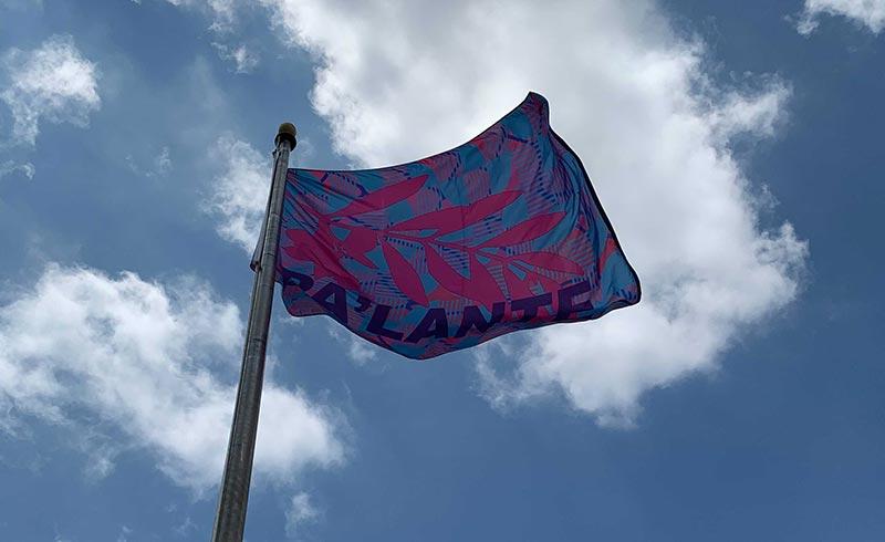 Jaime Carrejo Flag