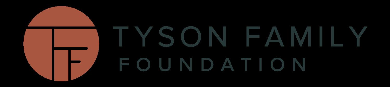 Tyson Family Foundation logo