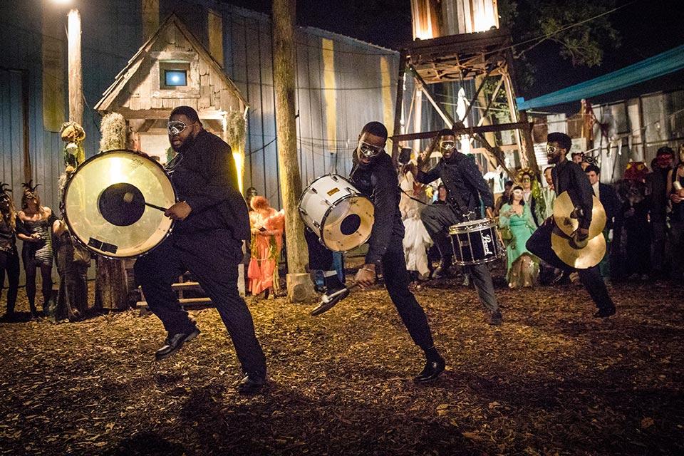Black Magic Drum Line